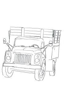 משאית1
